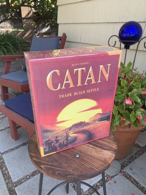 New! Catan Board Game - Settlers of Catan - 3071 Edition for Sale in Anaheim, CA