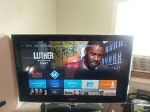 40 inch Samsung flat screen TV for Sale in Sharon Hill, PA