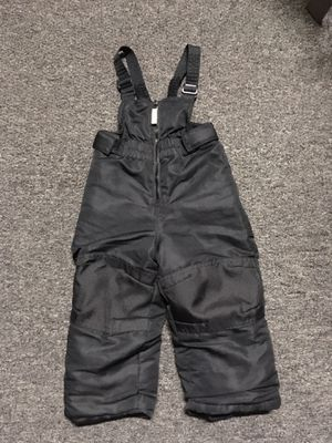 Bib overall snow pants - toddler boy or girl size 2T for Sale in Stickney, IL