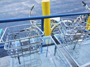 Metal mountable baskets, $8 Each for Sale in Brooksville, FL
