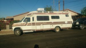 83 Ford Class B Camper Van for Sale in Cabazon, CA
