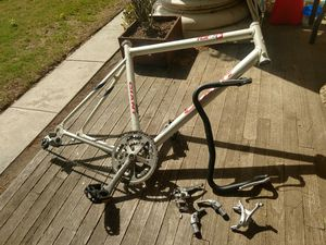 Giant TCR•2T Aluminium frame | Shimano RSX Components | Syntace Handlebars for Sale in Fresno, CA