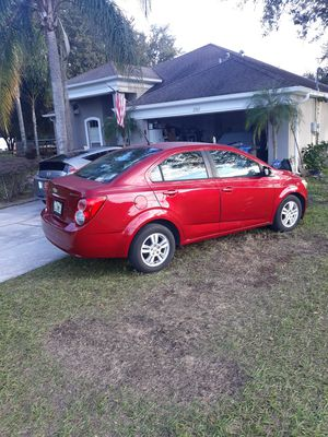 2012 Chevy Sonic for Sale in Brandon, FL