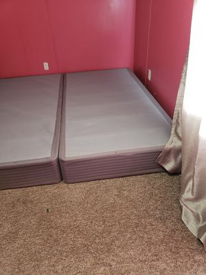 King Size Box Spring for Sale in Nashville, TN