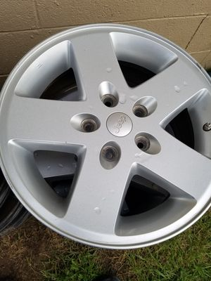 """Jeep Rims 17"""" for Sale in Columbus, OH"""