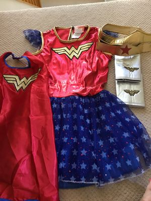 Sz Large Wonder Woman Costume for Sale in San Jose, CA