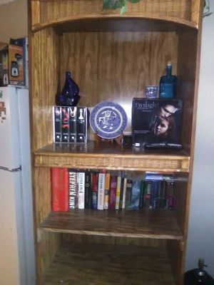 Entertainment center/ book shelves for Sale in Chowchilla, CA