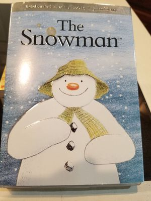 the snowman DVD for Sale in Brambleton, VA