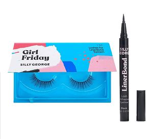 Silly George LinerBond Lash System – Girl Friday Lashes & Lash Adhesive Eyeliner for Sale in Los Angeles, CA