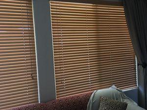 Wooden blinds for Sale in Frankfort, MI