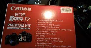 CANON REBEL t7 KIT for Sale in Miramar, FL