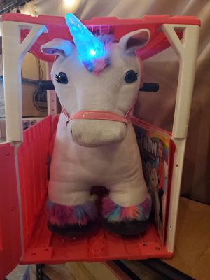 Electric ride-on unicorn for Sale in CTY OF CMMRCE, CA