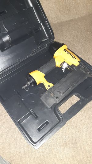 Bostitch nailgun as is. for Sale in Glendale, AZ