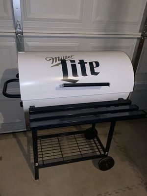 Miller Lite official BBQ Pit for Sale in Live Oak, TX