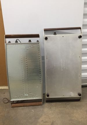 Two separate electric food warmer. $10.00 each in working condition. Two foot by one foot. for Sale in Cleveland, OH
