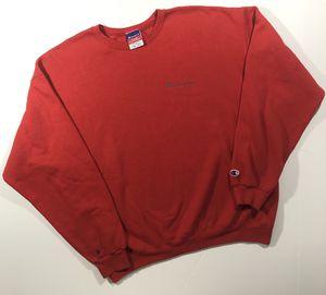 Vintage Champion Script Crewneck Sweatshirt Size XL for Sale in Richmond, VA