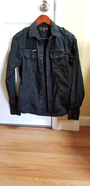 G By Guess Long Sleve Shirt - Size Small, Good Condition, Firm Price for Sale in Garden Grove, CA