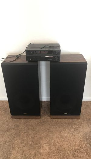Speakers / amp / receiver / home theater for Sale in Phoenix, AZ
