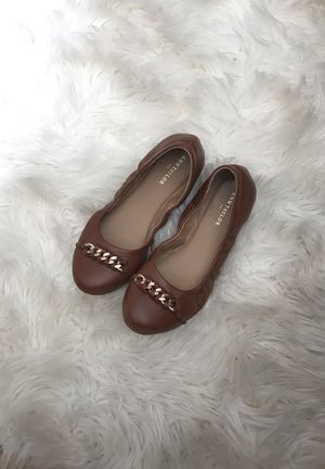 Ann Taylor brown ballet flats - size 6.5 for Sale in Willowbrook, IL