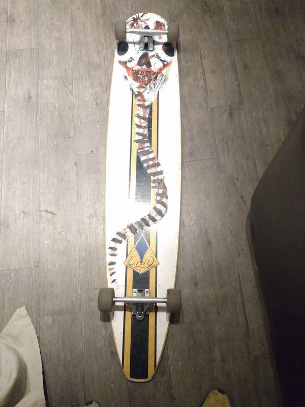 58-in longboard