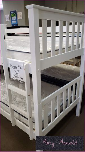 Twin Over Twin Bunkbed for Sale in Glendale, AZ