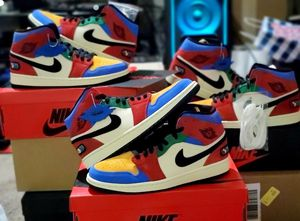 AIR JORDAN 1 FEARLESS BLUE THE GREAT sz10 for Sale in Concord, CA