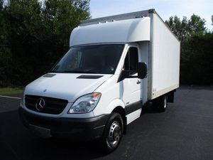 2011 Mercedes-Benz Sprinter Chassis-Cabs for Sale in Roselle, IL