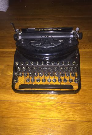 Antique Remington Typewriter for Sale in Wheaton, MD