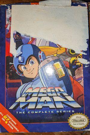 Mega Man Complete Series DVD for Sale in Baton Rouge, LA