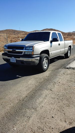 2005 Chevy Silverado for Sale in Menifee, CA