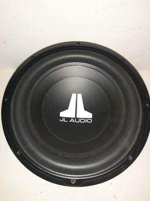 JL Audio Subwoofer for Sale in Everett, WA
