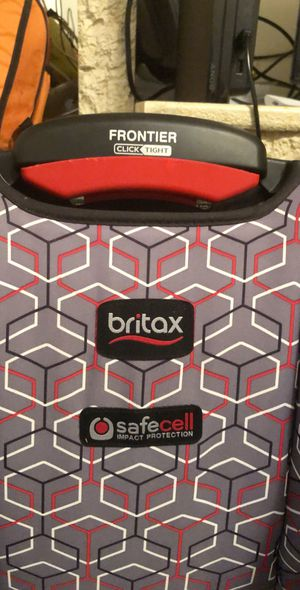Britax frontier car seat for Sale in Jacksonville, NC