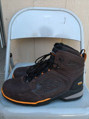 New ariat composite toe work boots size 13 for Sale in Riverside, CA