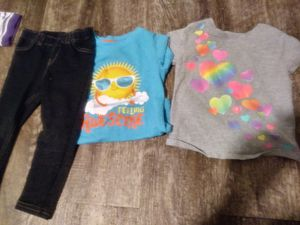 Kids clothes some are(new)gently used for Sale in Grand Prairie, TX