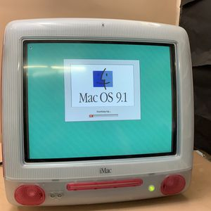 M5521 iMac G3 Vintage Computer - Pickup Only for Sale in Woodinville, WA