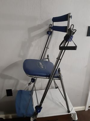 Chair Gym The Total Body Workout for Sale in Rockledge, FL