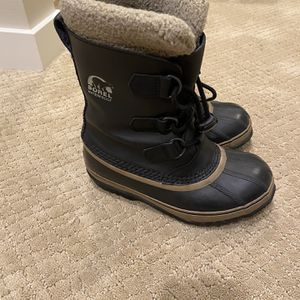 Sorel Insulated Winter Boots Size 4 for Sale in Bellevue, WA