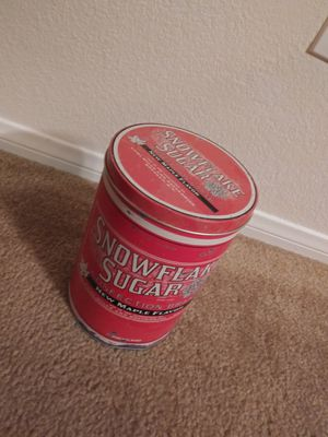 Vintage can( came out of a modal home) for Sale in Las Vegas, NV