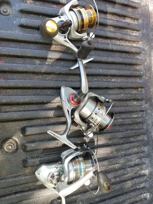 Fishing reels 20 each for Sale in Indianapolis, IN