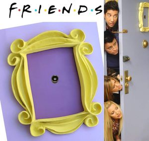 YELLOW Friends Frame for Sale in Rancho Cucamonga, CA