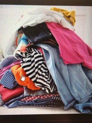 Used clothes for sale !!! All must go 10 bags for Sale in San Diego, CA