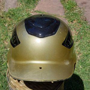 4 Baseball batting helmets for Sale in Hayward, CA