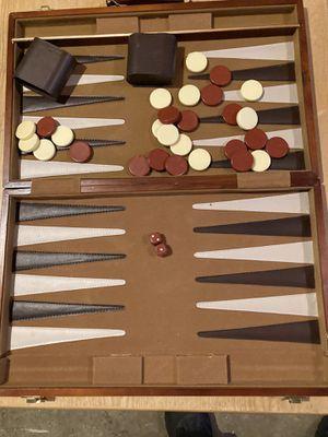 Backgammon Board Game for Sale in Normal, IL