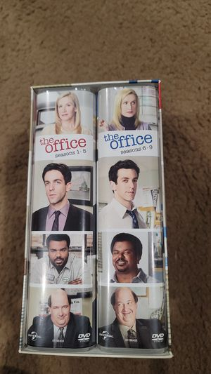 Brand new office box set dvd for Sale in Inglewood, CA