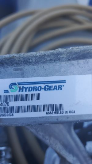 Hydrogaer trans for craftsman open box never been put in for Sale in Boring, OR