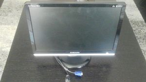 """SAMSUNG SyncMaster 906bw 19"""" widescreen lcd computer monitor display for Sale in Las Vegas, NV"""