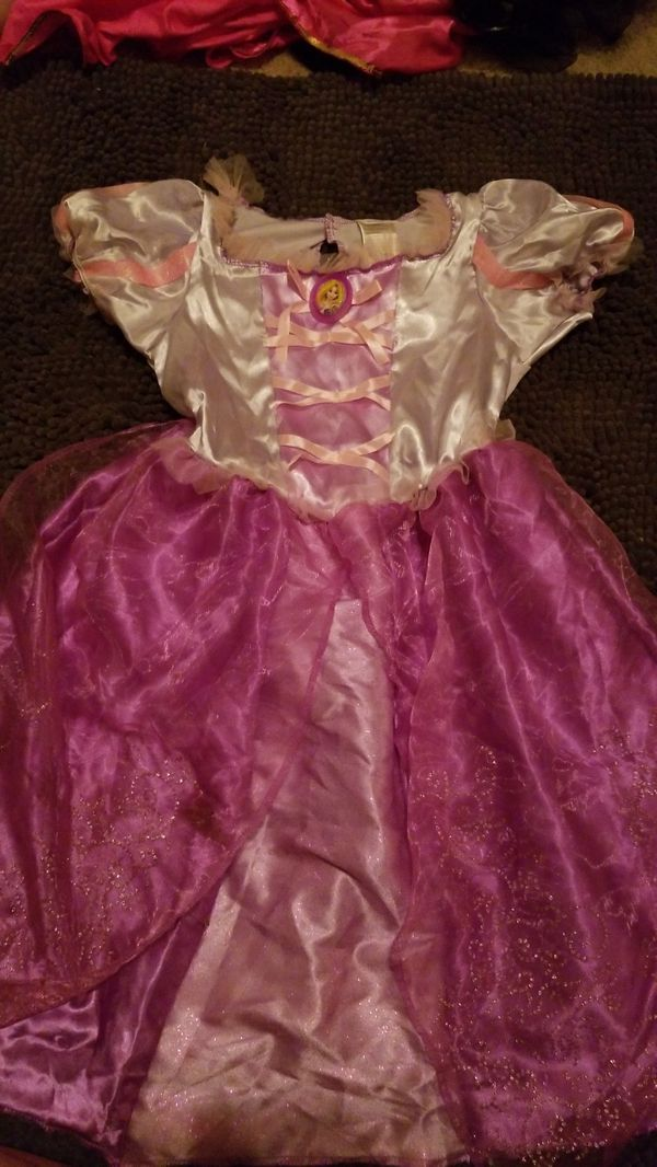 Rapunzel Costume (Tangled)