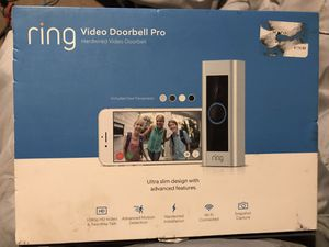Ring video doorbell pro for Sale in Columbia, SC