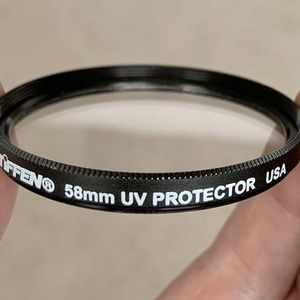 Tiffen 58UVP 58mm UV Protection Filter for Sale in Renton, WA
