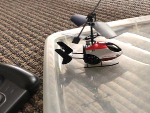 Remote Control Helicopter Silver Bullet for Sale in The Bronx, NY